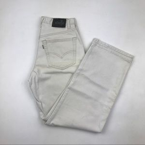 Vintage Levi's Silver Tab High Waist fit Jeans